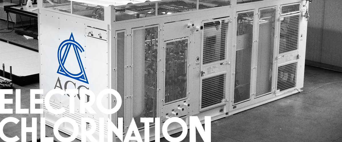 ELECTROCHLORINATION | ACG Marine